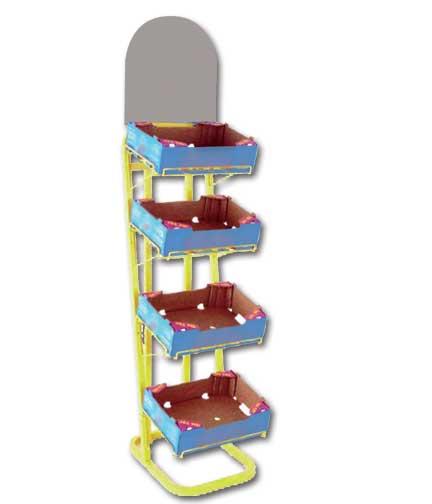 chrome produce tier home rack dp kitchen amazon com